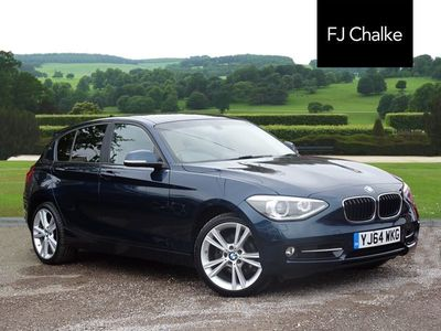 used BMW 118 1 SERIES I SPORT 1.6 5dr