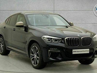 used BMW X4 M40i