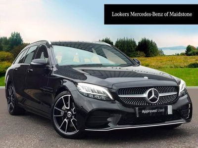 used Mercedes C200 C-ClassAMG Line 5dr 9G-Tronic