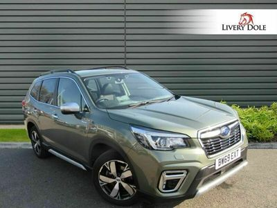 used Subaru Forester 2.0 e-Boxer XE Premium Lineartronic 4WD (s/s) 5dr
