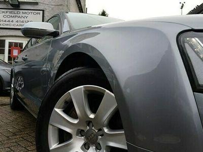 used Audi A8 3.0 TDI Quattro SE 4dr Tip Auto