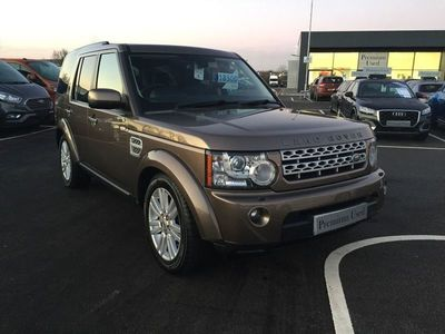 used Land Rover Discovery 3.0 SDV6 255 HSE 5dr Auto