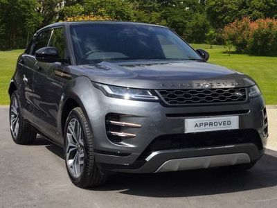 used Land Rover Range Rover evoque 2.0 D180 R-Dynamic HSE 5dr Auto