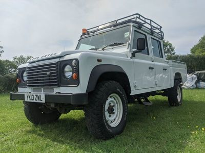 used Land Rover Defender 130 2.2 D DPF Crewcab Pickup 4dr
