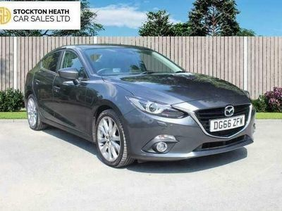 used Mazda 3 2.0 SPORT NAV 4d 118 BHP AVAILABLE TO TEST DRIVE