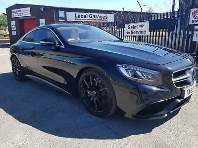 used Mercedes S65 AMG S Class2dr Auto