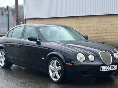 used Jaguar S-Type 4.2 V8 R Saloon 4dr Petrol Automatic (314 g/km, 400 bhp)