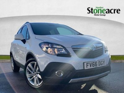 used Vauxhall Mokka 1.6 CDTi Tech Line Hatchback 5dr Diesel Manual (s/s) (114 g/km, 134 bhp)