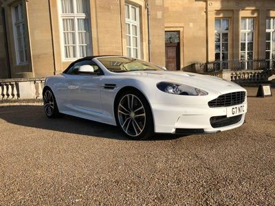 used Aston Martin DBS 6.0 Volante Touchtronic 2dr