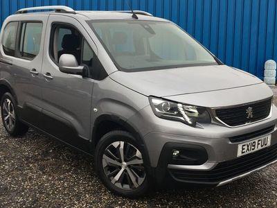 used Peugeot Rifter 1.5 BlueHDi Allure (s/s) 5dr diesel estate