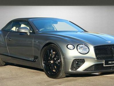 used Bentley Continental GT New4.0 V8 2dr