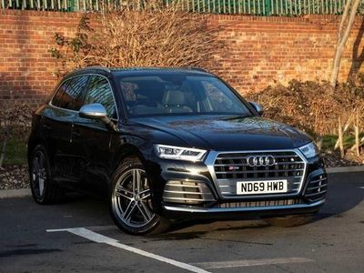 used Audi SQ5 Tdi 347 Ps Tiptronic diesel estate
