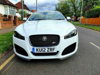 used Jaguar XFR XF 5.0 V8 Supercharged4dr