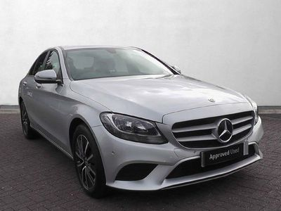 used Mercedes C200 C-ClassSE 4dr 9G-Tronic