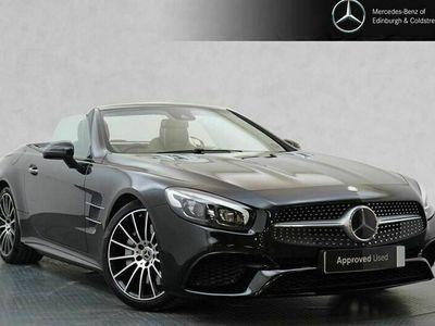 used Mercedes SL400 Sl-ClassAMG Line 3.0 2dr