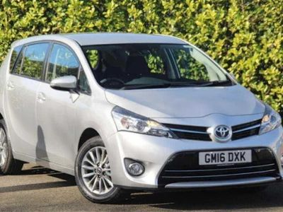 used Toyota Verso Diesel Estate 1.6 D-4D Icon TSS 5dr