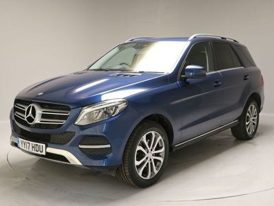 used Mercedes GLE250 Gle Class4Matic Sport 5dr 9G-Tronic - PARKTRONIC - REVERSE CAM - DAB 2.2