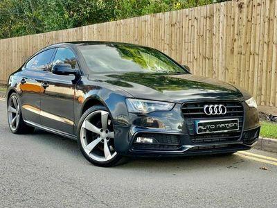 used Audi A5 Sportback 2.0 TDI Black Edition 5dr