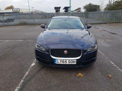 used Jaguar XE 2.0 GTDi Prestige Auto (s/s) 4dr