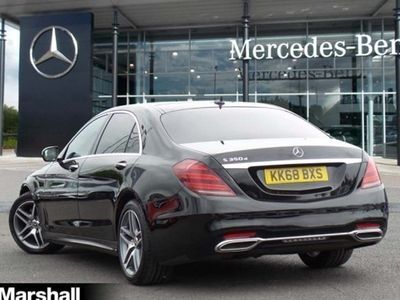 used Mercedes S350 S-Class Saloond AMG Line L Executive 9G-Tronic auto 4d
