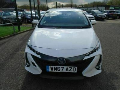 used Toyota Prius 1.8 VVTi Plug-in Business Edition Plus 5dr CVT