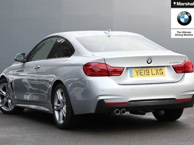 used BMW 420 4 Series d [190] M Sport 2dr Auto [Professional Media] Coupe 2019