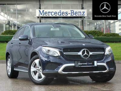 used Mercedes GLC350 GLC Coupe4Matic Sport Premium Plus 5dr 9G-Tronic