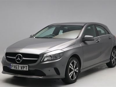 used Mercedes A200 A CLASS 2018 HalesowenSE Executive 5dr