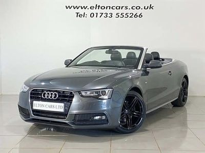 used Audi Cabriolet CABRIOLET S lineMultitronic