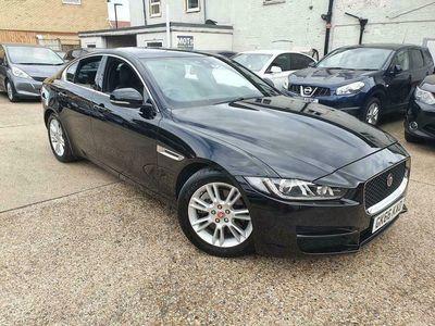 used Jaguar XE PRESTIGE