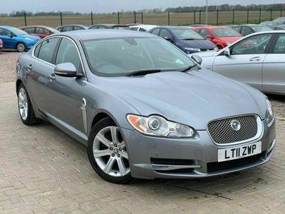 used Jaguar XF 3.0TD Luxury (237bhp)