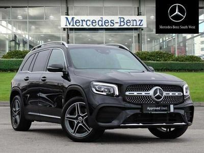used Mercedes GLB220 Glb-Classd 4MATIC AMG Line Premium Auto (5 seats) 2.0 5dr
