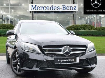 used Mercedes C200 C-ClassSport Estate 1.5 5dr