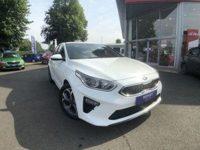 used Kia cee'd 1.4T Gdi Isg 3 5Dr Dct