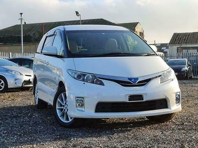 used Toyota Estima 2.4 Hybrid G-ED 7 Seats Leather ED