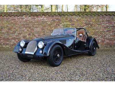 used Morgan 4/4 1600 from first owner Dutch delivered only 36.963 km!
