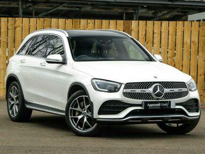 used Mercedes GLC300 D 4MATIC AMG LINE PREMIUM PLUS