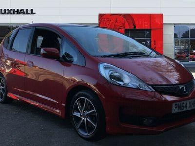 used Honda Jazz 1.4 i-VTEC Si-T 5dr Petrol Hatchback