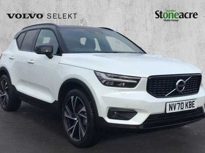 used Volvo XC40 B4 FWD R-Design Pro Automatic (Heated Windscreen, Rear Parking Camera, Heated Steering Wheel)
