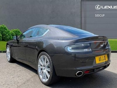 used Aston Martin Rapide 6.0 V12 Saloon 2011