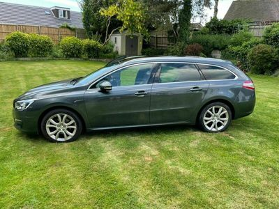 used Peugeot 508 SW 2.0 BlueHDi Allure (s/s) 5dr