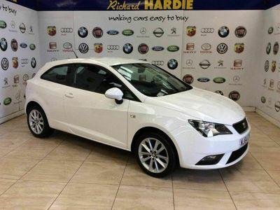 used Seat Ibiza 1.4 Toca 16v SportCoupe 3d