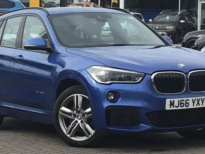 used BMW X1 Xdrive 20D M Sport 5Dr