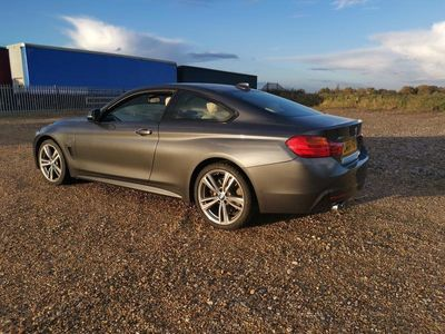 used BMW 430 4 Series d xDrive M Sport 2dr Auto