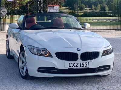 used BMW Z4 2.5 23i sDrive 2dr