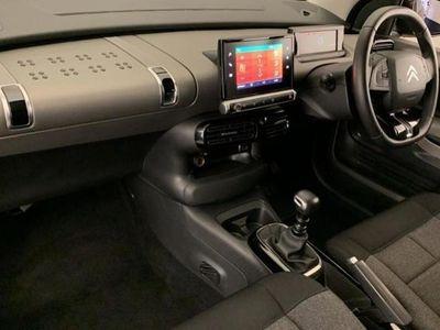 used Citroën C4 Cactus 1.2 PureTech GPF Flair (s/s) 5dr