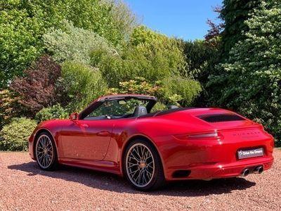 used Porsche 911 Carrera 4S Cabriolet 911 Cabriolet 911 (991) 3.0 (10/15-) 2d PDK