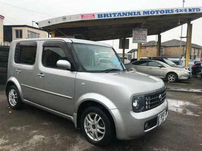 used Nissan Cube Cube1,4cc automatic 5 door