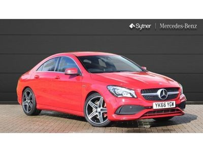 used Mercedes CLA250 AMG