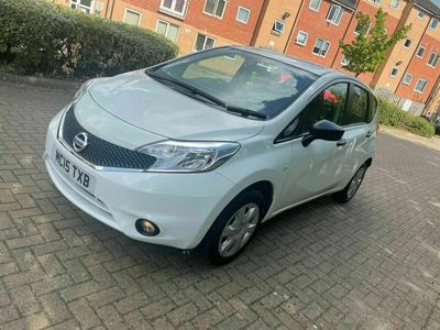 used Nissan Note 1.2 Visia 5dr